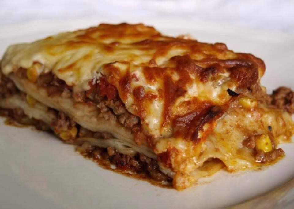 Lasagna by Inspired In Italy